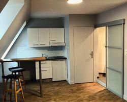Rénovation complète studio - KMS Bâtiment - Paris